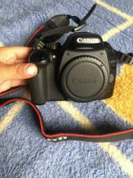 Câmera Canon 550D + lentes