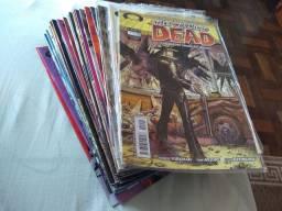 The Walking Dead quadrinhos - hq