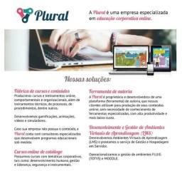 Cursos e Plataforma online