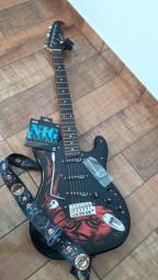 Guitarra Eagle EGP10 Strato - Tribal (Personalizada)<br><br><br>