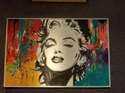 Tela Marylin Monroe. 1,50 x 1,00 m