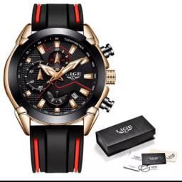 Relógio masculino LIGE original