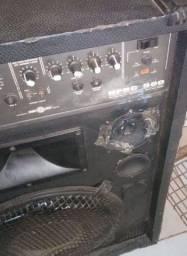 Caixa de som wattsom 500