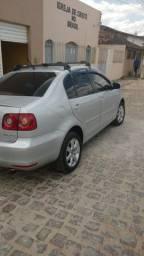 Polo sedan Comfortline 1.6 Prata iMotion
