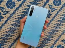 Xiaomi redmi note 8 - TROCO