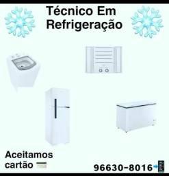 Serviço Refrigeração