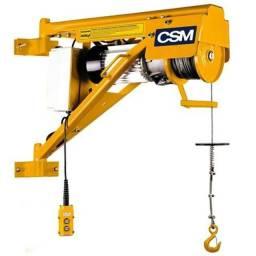 Guincho de coluna capacidade 350 kg monofásico - CSM