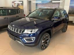 Jeep Compass Limited Turbo Diesel 21/21 Oportunidade 0km