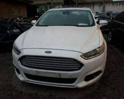 Sucata Ford Fusion 2015