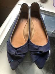 sapatilhas azul 37/38