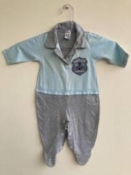 Body para bebês de 6 a 9 meses