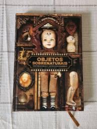 Livro objetos sobrenaturais