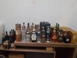 Coleção de bebidas