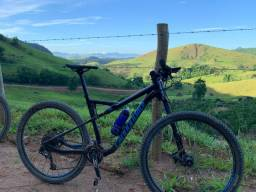 Bike Bicicleta Full Cannondale Scalpel SI 2018