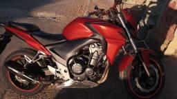 Moto cb500f 2014