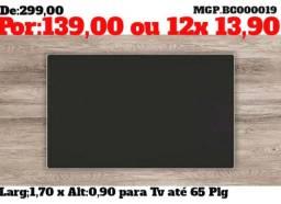 Painel de Tv simples até 55 PLG - novo na caixa