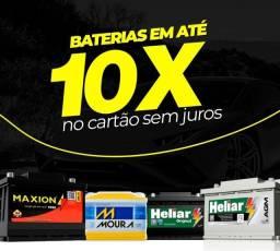 Baterias Moura em 10 Vezes Ligue 4103-1133