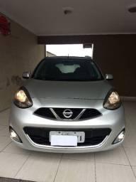 Nissan March 1.6 SL 16v ano 2015