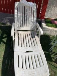 Cadeira de piscina Tramontina
