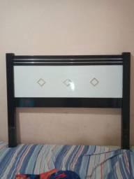 Cabeceira cama box medida 1,38