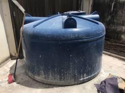 Cisterna fortelev 5000 ( cinco mil) litros. Nunca chegou a ser usada