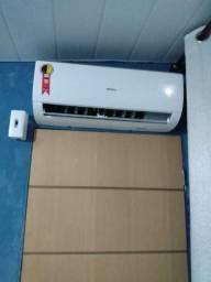 Instalação de ar condicionado residencial