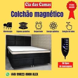 Título do anúncio: Colchão magnético