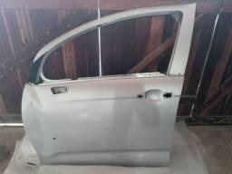 Porta Dianteira Esquerda Citroën C3 Detalhe