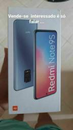 Redmi Note 9s 128 GB e 6 de Ram