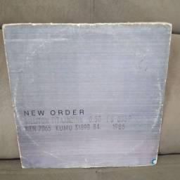 LP Vinil New Order Brotherhood Disco de Vinil