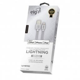Cabo Lightning Em Tecido Trançado 1M - ELG