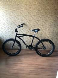 Bike aro 26 custom freio contra pedal  só pegar e andar