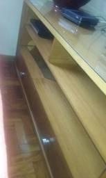 Rack e mesa de escritorio