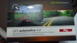 GPS automotivo 4.3 Quatro Rodas