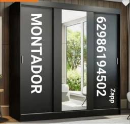 Título do anúncio: MONTADOR DE MÓVEIS DISPONÍVEL AGORA GDDD