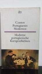 Livro: Contos Portuguses Modernos. Faço Entrega