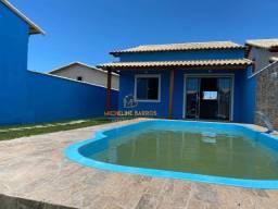 Sa-Linda casa com piscina e área gourmet em Unamar, Cabo Frio ? RJ