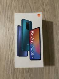 Xiaomi note 9 128gb 4ram. Impecável. Loja física