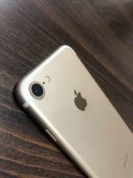 iPhone 7 Dourado 32GB , Somos Loja