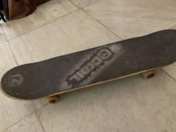 Skate 4 rodas montado