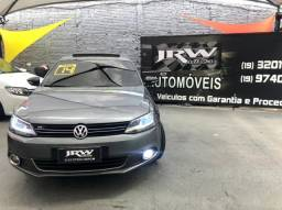 Volkswagen Jetta Tsi Highline 2.0 211cv 2014 Impecável !!! c/ Teto Solar !!