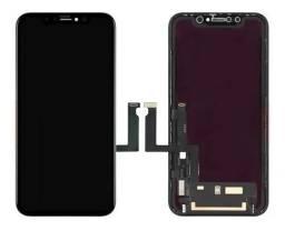 Display iPhone X instalado delivery garantia