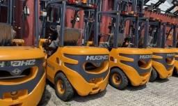 Título do anúncio: Empilhadeira Huahe a pronta entrega - Diesel - Nova