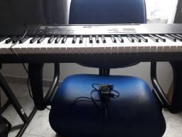 teclado cassio ctk 2400 61 teclas
