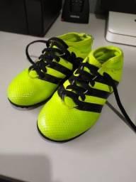 Título do anúncio: Chuteira Futsal Infantil Adidas