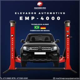 Título do anúncio: Novo I Elevador Automotivo EMP-4000 I Machine-Pro