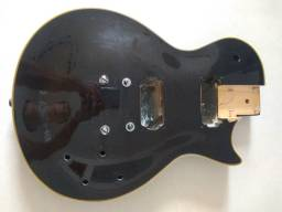Corpo de guitarra les paul