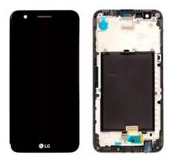 Tela Frontal Touch + Lcd LG K10 2017 - K11 - K11+ - K12 - K12+