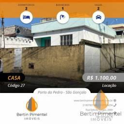 Título do anúncio: São Gonçalo - Casa Padrão - Porto da Pedra