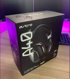 Astro A40 Novo - Sem MixAmp